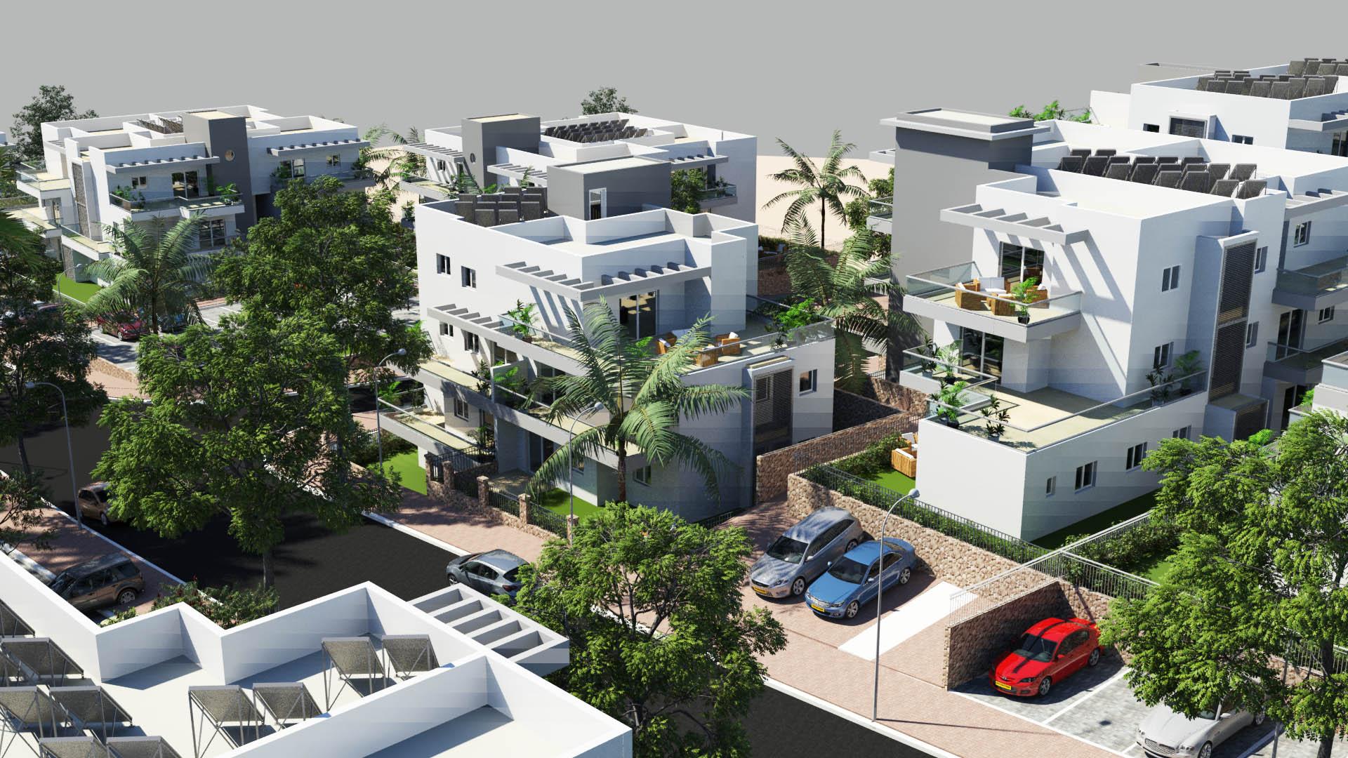 """חב' הנדל""""ן עמרם אברהם: מעטים הפרויקטים בהם יש תכנון 2.5 חדרים"""