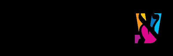 לוגו עמרם שחור 598/193